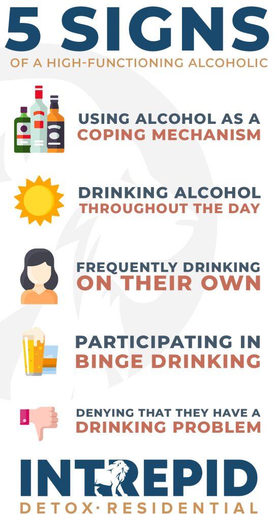 High Functioning Alcoholic